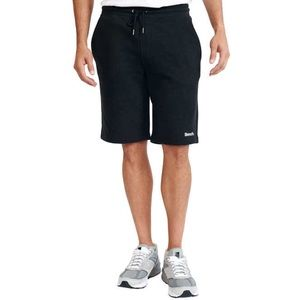 Bench - Men's French Terry Shorts - Black